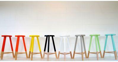 از چهارپایه های کوچک در خانه استفاده کنید