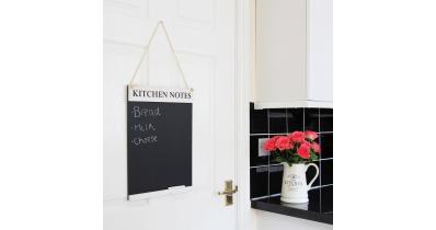 تخته سیاه های جذاب در آشپزخانه