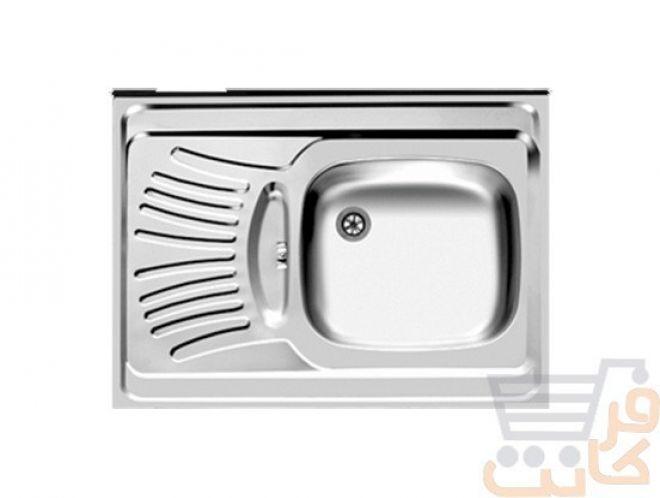 سینک ظرفشویی اخوان کد 126