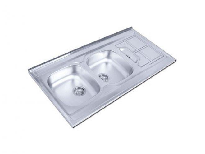 سینک ظرفشویی اخوان کد 152SP