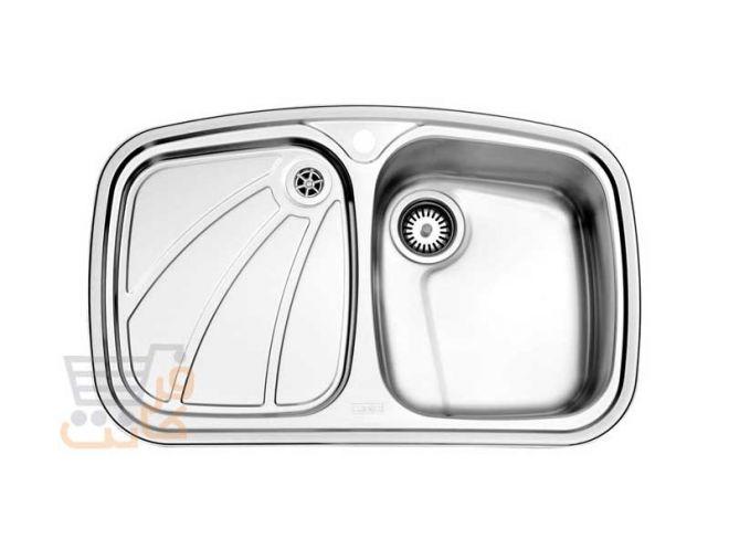 سینک ظرفشویی استیل البرز کد 618/50