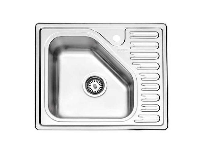 سینک ظرفشویی استیل البرز کد 810/50
