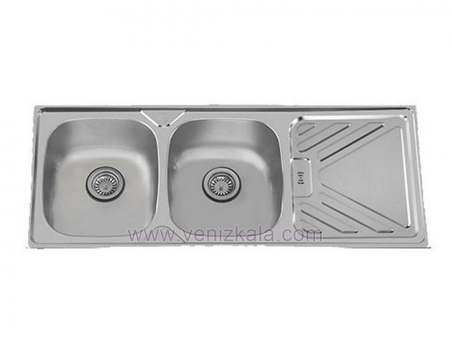 سینک ظرفشویی درسا کد ds121
