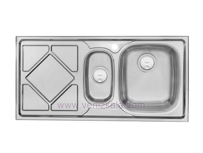 سینک ظرفشویی درسا کد ds128