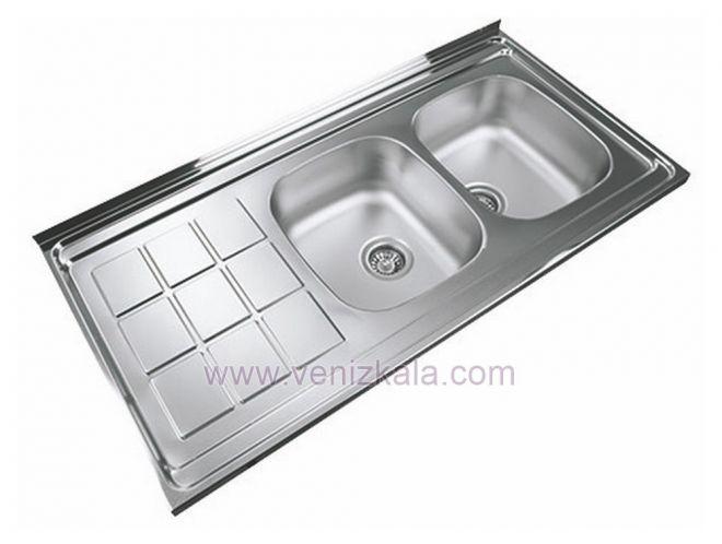 سینک ظرفشویی درسا کد ds332
