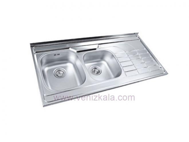 سینک ظرفشویی درسا کد ds335