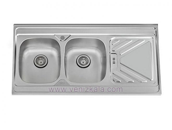 سینک ظرفشویی درسا کد ds338