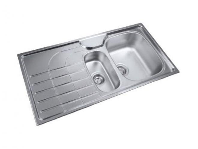 سینک ظرفشویی درسا کد ds120