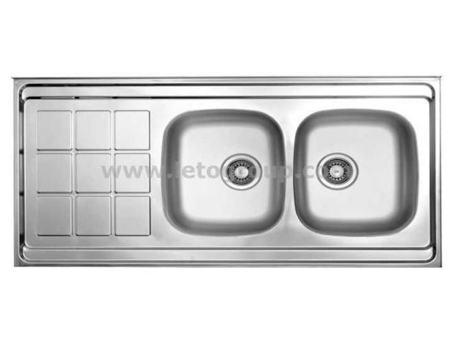 سینک ظرفشویی لتو کد tl4