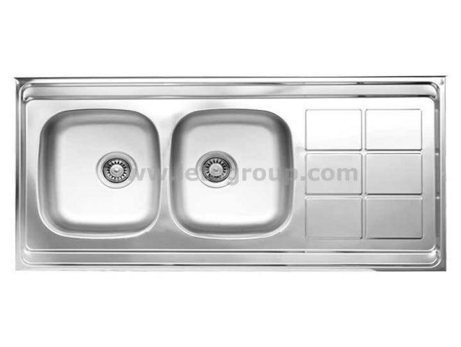 سینک ظرفشویی لتو کد tl1