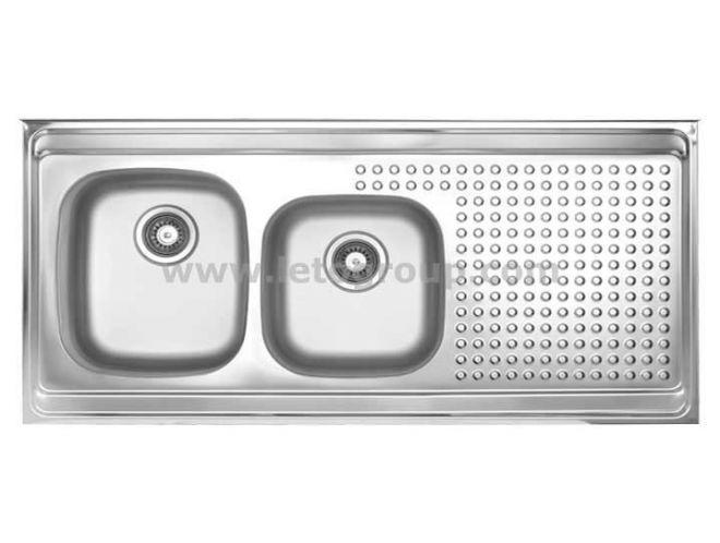 سینک ظرفشویی لتو کد tl3