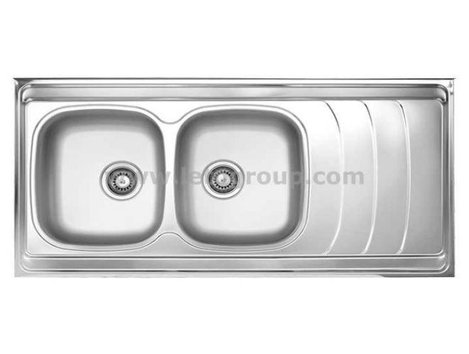 سینک ظرفشویی لتو کد tl6