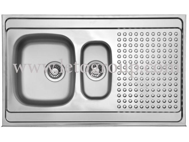 سینک ظرفشویی لتو کد tl9