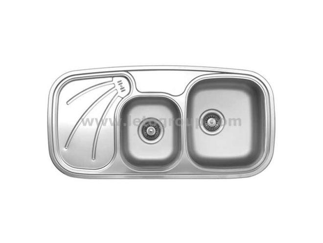 سینک ظرفشویی لتو کد tx18