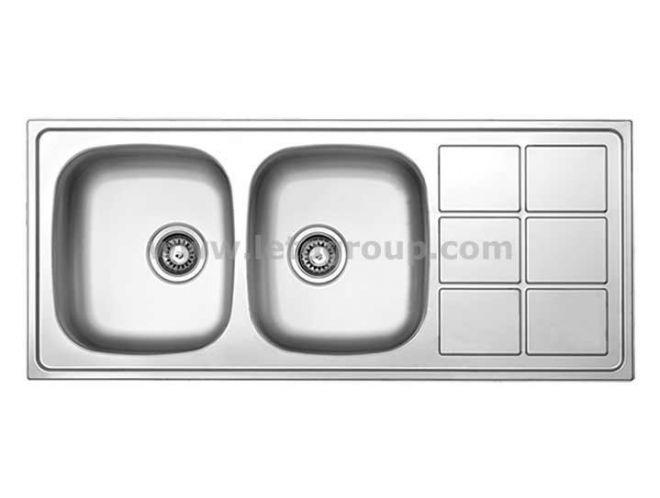 سینک ظرفشویی لتو کد tx1