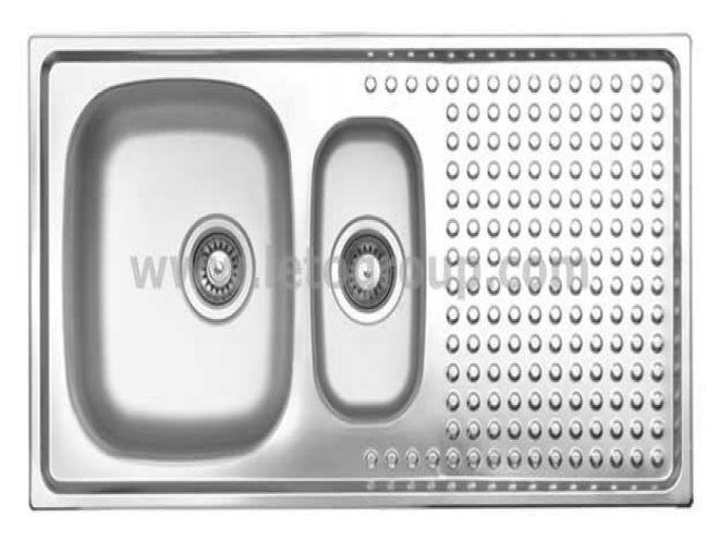 سینک ظرفشویی لتو کد tx12