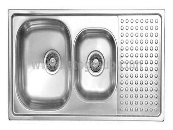 سینک ظرفشویی لتو کد tx17