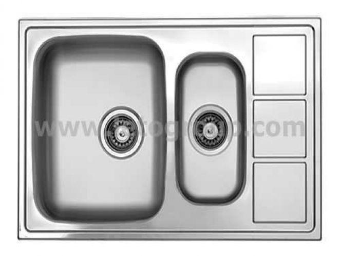 سینک ظرفشویی لتو کد tx22