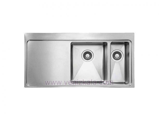 سینک ظرفشویی لتو کد tx57