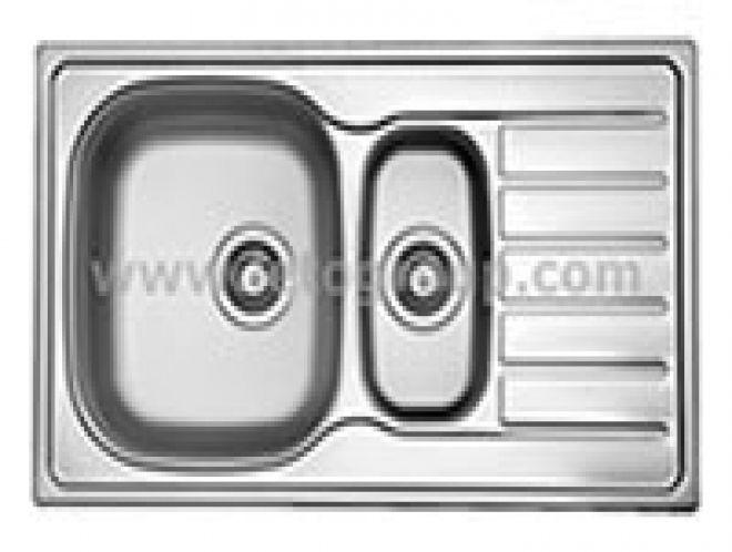 سینک ظرفشویی لتو کد tx45
