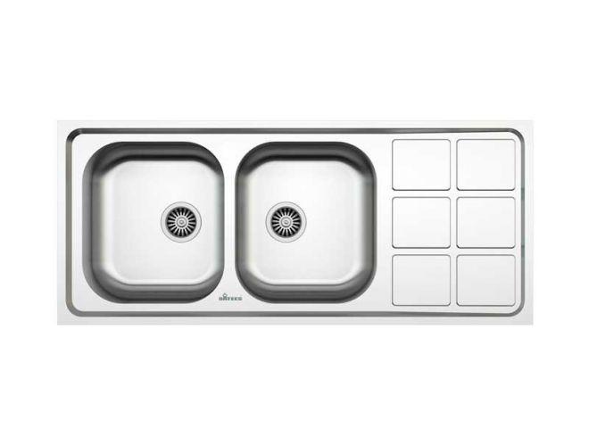 سینک ظرفشویی داتیس کد da131