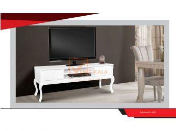 میز تلویزیون مدل باربی پایه ساده