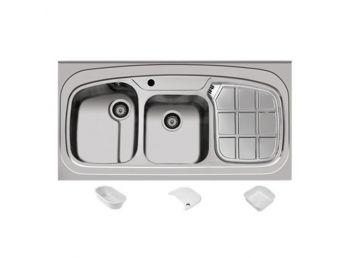سینک ظرفشویی اخوان مدل 25cr