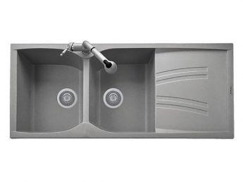 سینک ظرفشویی بیمکث کد 11620