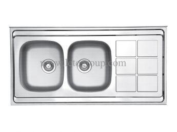 سینک ظرفشویی لتو کد tl11