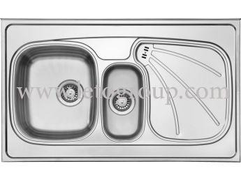 سینک ظرفشویی لتو کد tl10