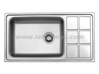 سینک ظرفشویی لتو کد tx20