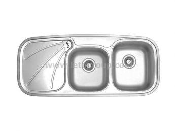 سینک ظرفشویی لتو کد tx6