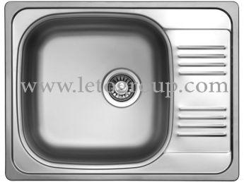 سینک ظرفشویی لتو کد tx37