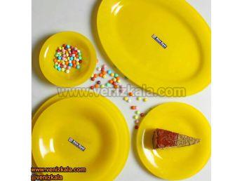سرویس غذا خوری 25 پارچه آذین اوپال کد 221