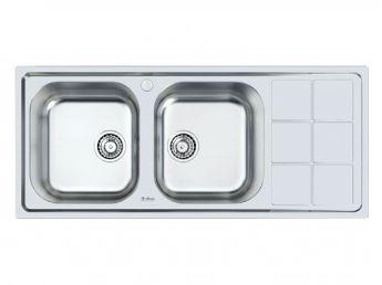 سینک ظرفشویی داتیس کد db128